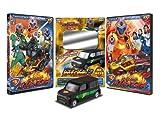トミカヒーロー レスキューファイアーVOL.5&6+レスキュートミカシリース゛ レスキュータ゛ッシュ3<限定カラー>付セット(4話収録) (数量限定生産) [DVD]