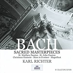 Bach: Sacred Masterpieces (Coll)