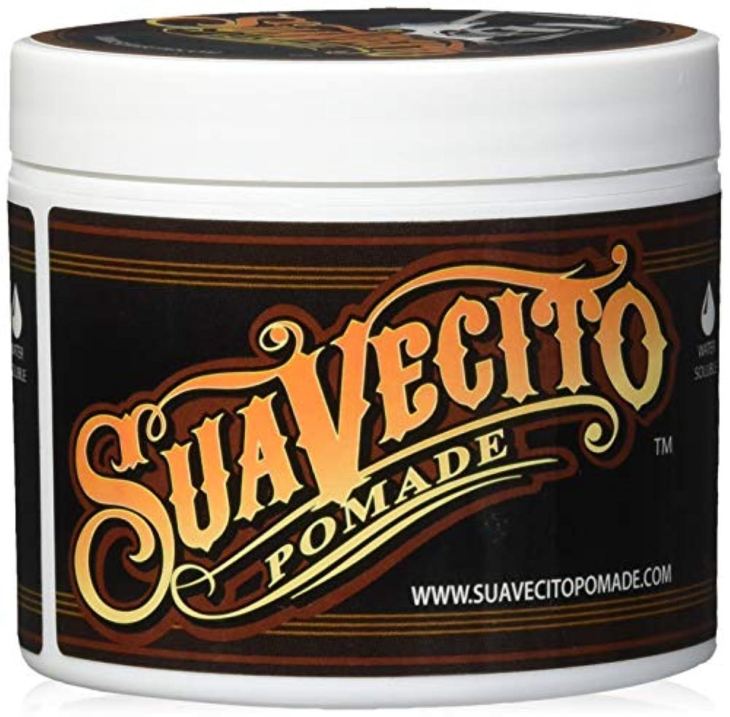 リングバックフェザー要塞Suavecito Pomade 113g by Suavecito