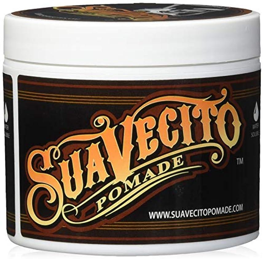 興奮するひも渇きSuavecito Pomade 113g by Suavecito