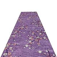 ZHAOHUI 廊下のカーペット 滑り止め 吸湿性 きれいになること容易 ステインフェード耐性、 カスタマイズされた、 7mmの高さを使って (色 : A, サイズ さいず : 1.4x2m)