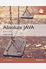 Absolute Java OLP with MyProgrammingLab, Global Edition Misc. Supplies