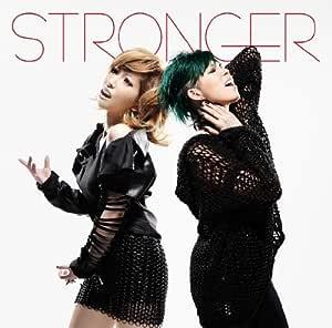STRONGER feat.加藤ミリヤ(初回限定盤)(DVD付)