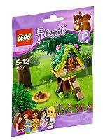レゴ (LEGO) フレンズ・リスとツリーハウス 41017