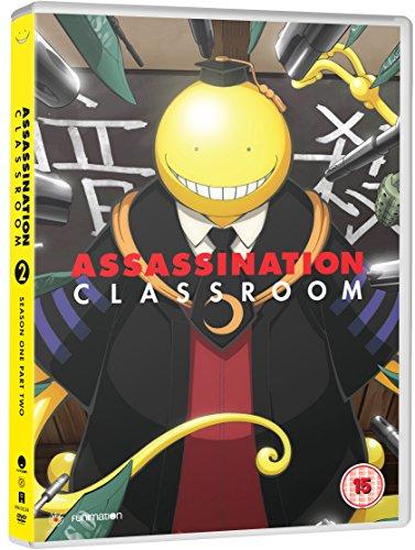 暗殺教室 第1期 コンプリート DVD-BOX2 (12-2...