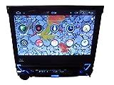 7inch 1DIN MULTI-DVD プレーヤー [インダッシュタイプ] Android[Quad core] Wifi 搭載 GPSアンテナ バックカメラ付 YAHOOカーナビも