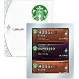 スターバックス 低額食品(1000円以下) オリガミ R パーソナルドリップ R コーヒーギフト SB-10E
