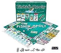 Fishin'-Opoly [並行輸入品]