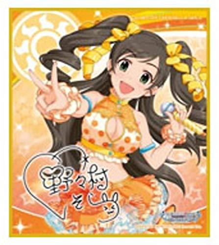 アイドルマスター シンデレラガールズ ミニ色紙コレクション Passion Vol.3 野々村そら 単品