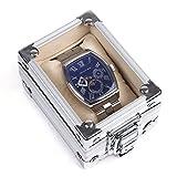 seyococogi 腕時計ケース 1本 アルミ製 収納ケース 時計ケース