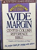Wide Margin Reference: New King James Version/Burgundy/475Bg
