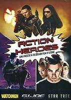 Action Heroes (3 Dvd) [Italian Edition]
