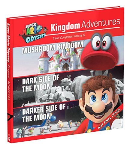 Super Mario Odyssey: Kingdom Adventures, Vol. 6