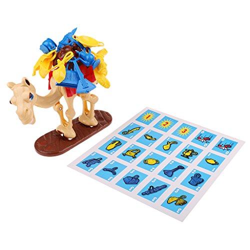 SunniMix 面白い キャメル荷物ロードゲーム 子供 忍耐トレーニング おもちゃ