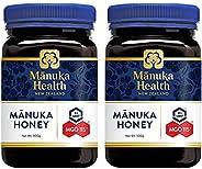 【2個セット】マヌカハニー MGO100+ 500g Manuka Health マヌカヘルス [海外直送品]