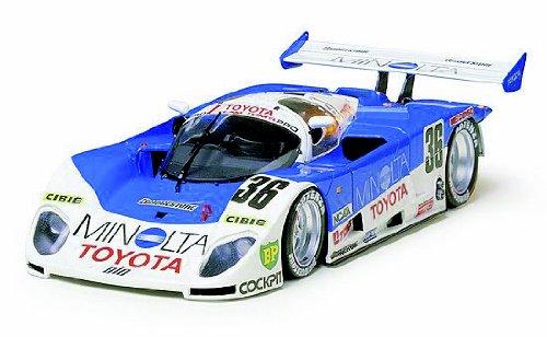 1/24 スポーツカーシリーズ No.79 ミノルタ・トヨタ 88C-V 24079