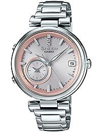 [カシオ]CASIO 腕時計 SHEEN Voyage TIME RING Series スマートフォンリンクモデル SHB-100D-4AJF レディース
