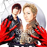 GIFTED♪SCREEN modeのCDジャケット