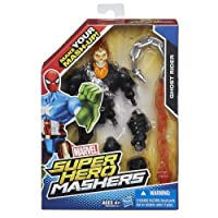 Marvel Super Hero Mashers Ghost Rider Figure, 6-Inch