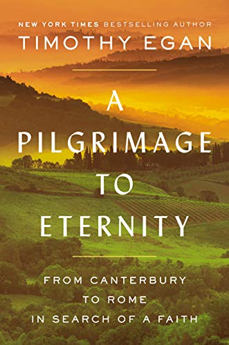 A Pilgrimage to Eternity: From Canterbury to Rome in Search of a Faith (English Edition)