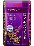 UCC 香り炒り豆 ロイヤルブレンド AP 270g