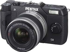 PENTAX デジタルミラーレス一眼 Q10 ズームレンズキット [標準ズーム 02 STANDARD ZOOM] ブラック Q10 LENSKIT BLACK 12129