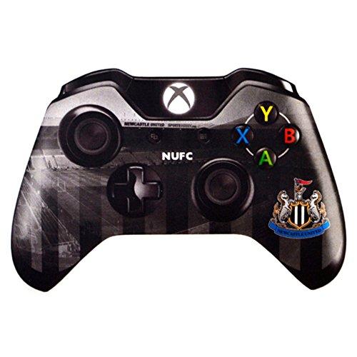 ニューカッスル・ユナイテッド フットボールクラブ Newcastle United FC オフィシャル商品 Xbox One専用 コントローラー用 スキン 保護カバー (ワンサイズ) (マルチカラー)
