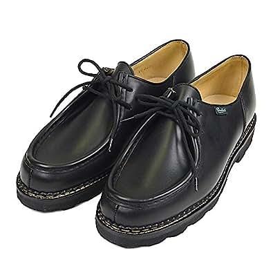 Paraboot(パラブーツ) 715604 Michael ミカエル Black ブラック チロリアンシューズ Size 43 [並行輸入品]