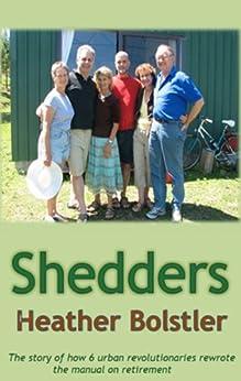 Shedders by [Bolstler, Heather]