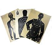 射撃訓練用 マンターゲット 3種 6枚セット