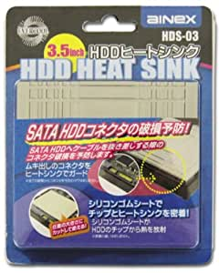 アイネックス 3.5インチHDDヒートシンク HDS-03