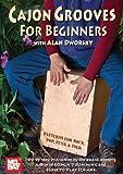 Cajon Grooves for Beginners [DVD] [Import]