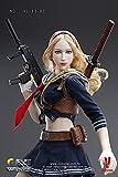 ベリー・クール 1/6 アクションフィギュア VC-TJ-03 Wefire of Blade Girl ファイトセーラー服風 ブレイドガール