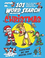 101 Word Search for Kids: SUPER KIDZ Book. Children - Ages 4-8 (US Edition). Santa, Friends Dabbing, Christmas Words w custom art interior. 101 Puzzles with solutions - Easy to Hard Vocabulary Words -Unique challenges and learning for fun activity time! (Superkidz - Christmas Word Search for Kids)