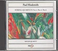 String Quartets 1 2 & 6