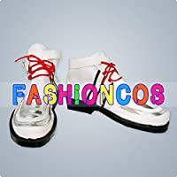 ★サイズ選択可★男性27CM UA1042 キングダムハーツ リク コスプレ靴 ブーツ