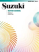 Suzuki Guitar School: Guitar Part (The Suzuki Method Core Materials)