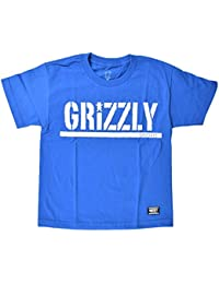 GRIZZLY グリズリー キッズ 半袖 Tシャツ VIGR181Y2