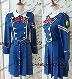 「ノーブランド品」コスプレ衣装 欅坂46 サイレントマジョリティー 色修正版 制服