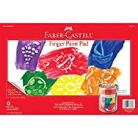 "Faber-Castell Finger Paint Pad 12"" x 18"" by Faber-Castell [並行輸入品]"