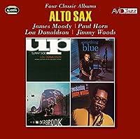 Four Classic Alto Sax Albums