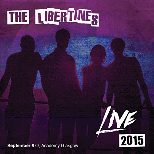 [画像:Live at the O2 Academy Glasgow]