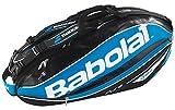 BabolaT(バボラ)【BB751106】テニス・バドミントン ラケットバッグ RACKET HOLDER X6 ピュア・ドライブ ブルー