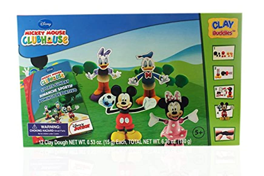 Mickey Mouse Club House Clay Buddies