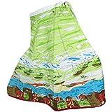 Alexa Womens Maxi Skirt Gypsy Hippie Flirty Cotton Peasant Holiday Skirts S
