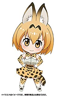 ねんどろいど けものフレンズ サーバル ノンスケール ABS&PVC製 塗装済み可動フィギュア