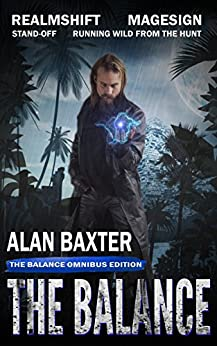 The Balance Omnibus by [Baxter, Alan]