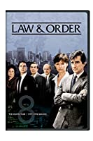 Law & Order: The Eighth Year [DVD] [Import]