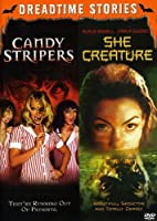 She Creature & Candy Stripers [DVD] [Import]