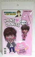 スタンディングドール&キーホルダーカン・ダニエル WANNA ONE ワナワン K-POP 韓国 グッズ カンダニエル
